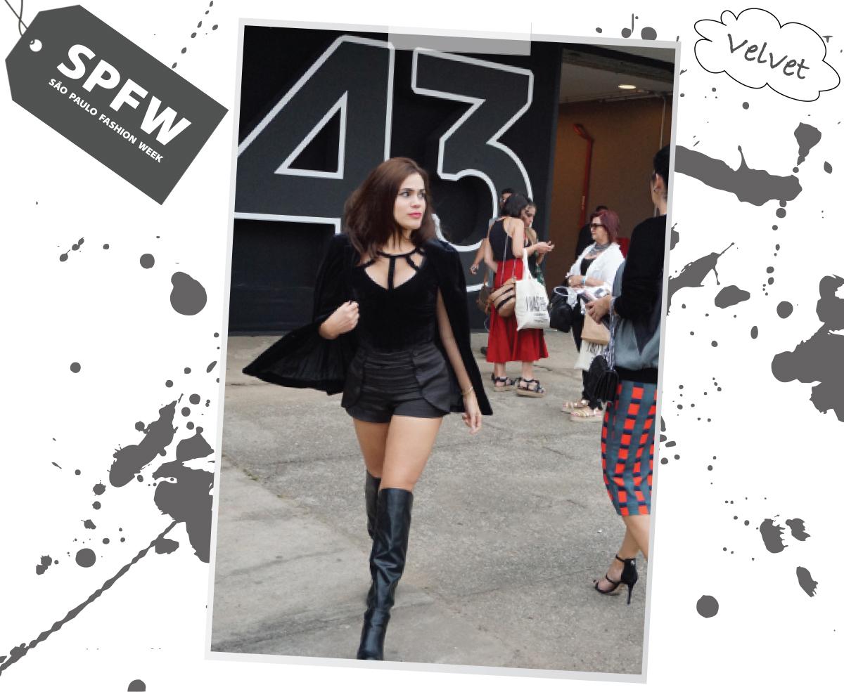 São Paulo Fashion Week N43 – Meus looks